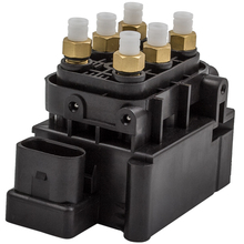 Fornecimento de válvula de Bloqueio de Ar Suspensão a ar Para Volkswagen Touareg Q7 4L 2004-2010 7L0698014 4L0698007C