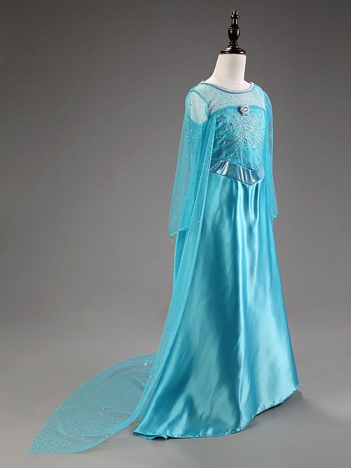 New-Elsa-dress-long-sleeve-girl-costume-snow-white-party-dress-Anna-girls-clothes-vestidos-infantis-Congelados-disfraz-princesa-1
