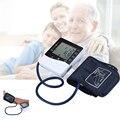2016 Digital Upper Arm Blood Pressure Pulse Monitors tonometer Portable health care Blood Pressure measurement Sphygmomanometer