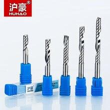 Huhao 1 шт 6 мм один Флейта спираль резак 3a Высочайшее качество