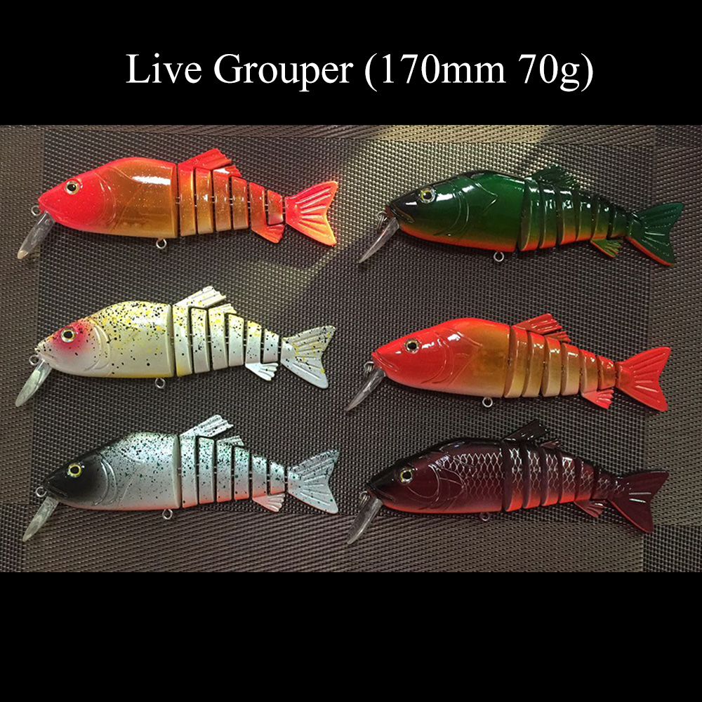 online get cheap grouper fishing lures -aliexpress | alibaba group, Reel Combo