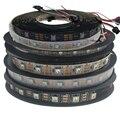 5m WS2812B Smart LED Pixel Strip,Black/White PCB,30/60 leds/M WS2812 IC;WS2812B IC 30/60 Pixels,IP20/IP67 DC5V