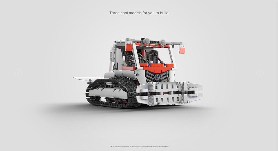 MITU Robot Builder (Rover) Global