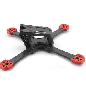 Image 4 - TransTEC Rana V2 Lite telaio 218 millimetri Separato Del Braccio di Supporto 3 S 4 S 20A 30A ESC F3 Naza 32 CC3D 2207 2306 Motore RC FPV Da Corsa drone