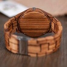 Zegarek drewniany BOBObird Aquila