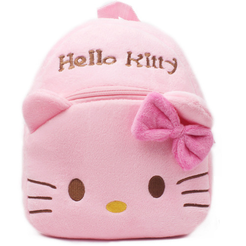 15 Styles Cute Plush Backpack