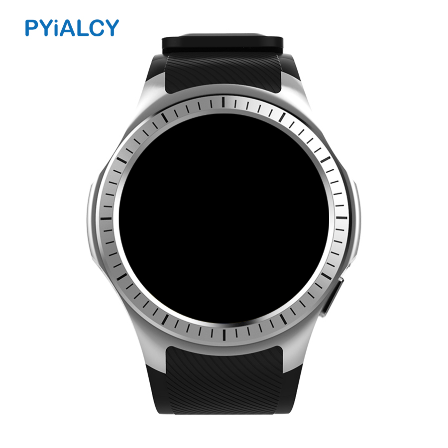 PYiALCY L1 Smart Watch MTK2503 Bluetooth Heart Rate Calls/SMS Sedentary Reminder Sleep Monitor Wearable Devices For Android iOS new curren x4 smart phone watch heart rate step counter stopwatch ultra thin bluetooth wearable devices sport for ios android