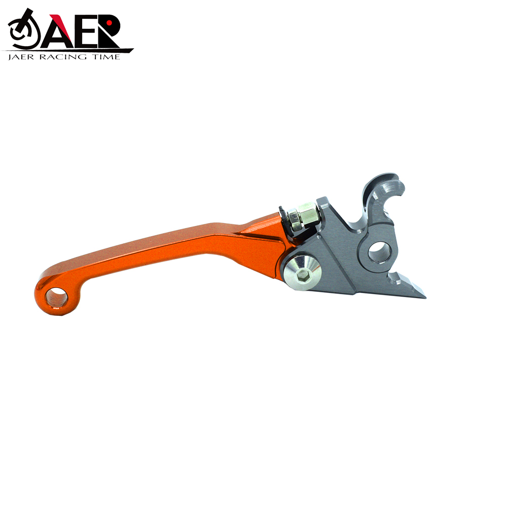 Image 4 - JAER CNC Pivot Foldable Clutch Brake Lever For KTM SX EXC XCW 125 150 200 2014 2015 2016-in Levers, Ropes & Cables from Automobiles & Motorcycles