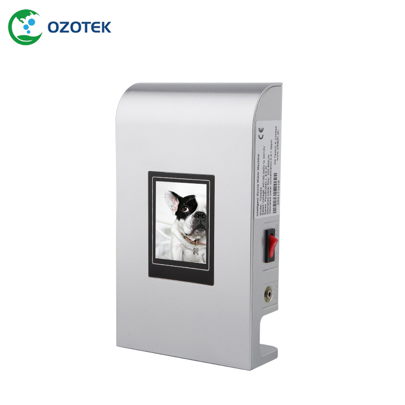 OZOTEK Ozone Generator For Shower 12VDC TWO002 0.2-1.0 PPM For Pets Free Shipping