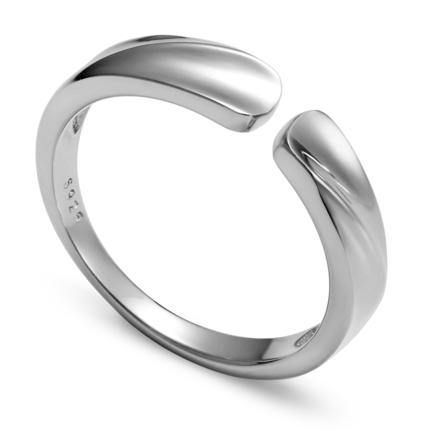 Eulonvan Engagement Wedding 925 sterling silver Rings SS--K141Man Romantic Style Women Jewelry Gift magnificent Noble Generous