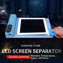 LCD หน้าจอสีฟ้า Splitter Stage