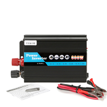 Vehicle 600W Inverter Car Power Inverter Converter DC 12V to AC 220V USB Adapter Portable Voltage Transformer Car Chargers CY805
