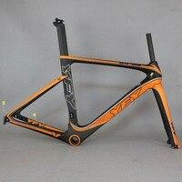 Oemтовары продукция марки carbon disc road frame. TT X15 карбоновая рама, Аэро Дорожный велосипед карбоновая рама. Плоский крепление велосипеда