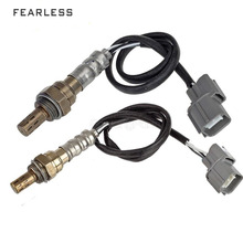 2xUpstream + Downstream O2 Sauerstoff Sensor 1,2 Für 1996 2000 Honda Civic 1.6L D16Y7