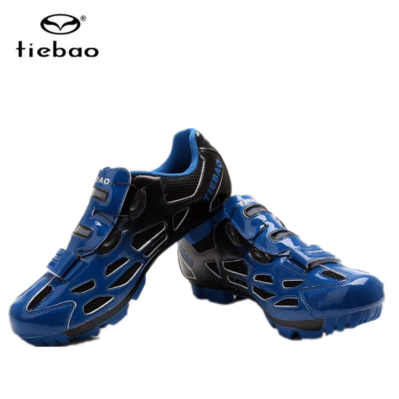 ФОТО Tiebao Cycling shoes 2017 Outdoor sapatilha ciclismo mtb zapatillas deportivas hombre Mountain Bike sneakers Athletic Shoes men