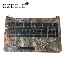 GZEELE new for HP 15-AY 15-BA Laptop Palmrest upper case Key