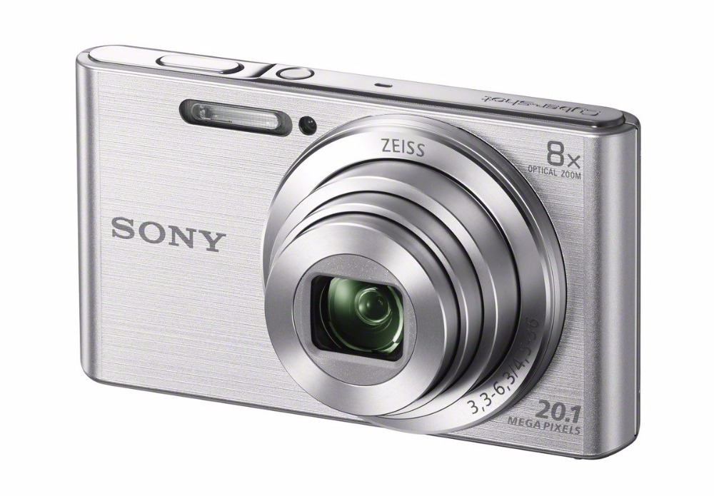 Original Sony DSC-W830 Cyber-shot 20.1MP Digital Camera image