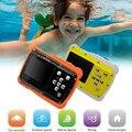 Nouvel appareil photo numérique Anti-chute étanche HD pour enfants avec écran LCD 2.0 pouces