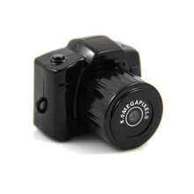 Mini DVR Y3000 1280*720 720P 8.0 Mega 30fps HD Micro Digital Recorder Camcorder Small Sport Miniature Cameras