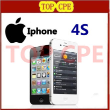 In sealed box Apple Iphone 4S Original iphone 4S GPS WIFI 3.5 Screen 16GB / 32GB / 64GB storage Dual Core Phone 1 year warranty