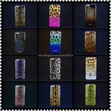 Luxury Puro Just Cavallis Leopard / Snake Print TPU Case Silicon Cover for Apple iphone 6 case 4.7inch phone capa celular