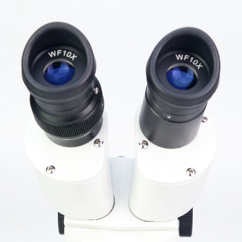 Jó minőség! ! 2PCS sztereo mikroszkóp szemvédõ teleszkóp - Mérőműszerek - Fénykép 3