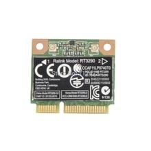 SSEA Drahtlose Karte für Ralink RT3290 802,11 b/g/n halben Mini PCI-E karte für HP 655 650 CQ58 M4 M6 4445S SPS 690020-001 689215-001