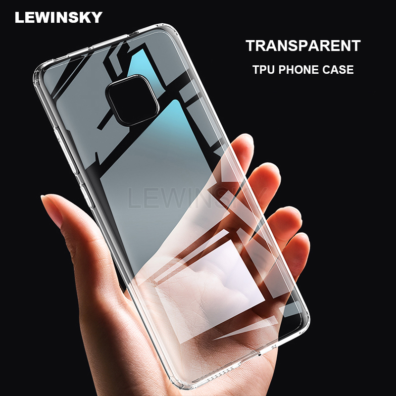 Ultra Thin Clear Soft Silicone Case For Huawei P20 P10 P8 P9 lite pro 2017 mini P Smart Case on Honor 8 9 10 lite 7C Transparent