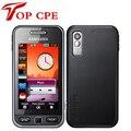 Original samsung s5230 desbloqueado 3.0 polegada tela de toque telefones celulares câmera de 2mp em estoque frete grátis