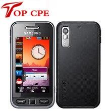 Разблокирована оригинальный samsung s5230 s5230c мобильный телефон восстановленное 3.0 »сенсорный экран bluetooth 2-мегапиксельная s5230 мобильный телефон груза падения