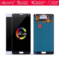 AMOLED Original Display For SAMSUNG Galaxy Note 4 LCD Touch Screen for SAMSUNG Note 4 LCD Note4 N910 N910A N910F N9100 LCD