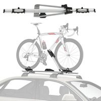 Stable Car Rooftop Holder MTB Mountain Road Bicycle Bike Racks Roof Bike Carrier Holder For Ford Auto Styling Tool