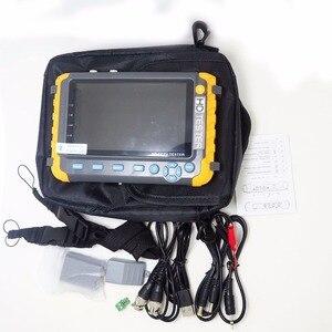 Image 2 - 5 дюймовый TFT ЖК дисплей 1080P 5MP 4 в 1 TVI AHD CVI Аналоговый тестер CCTV тестовый er камера безопасности монитор VGA HDMI вход аудио тест