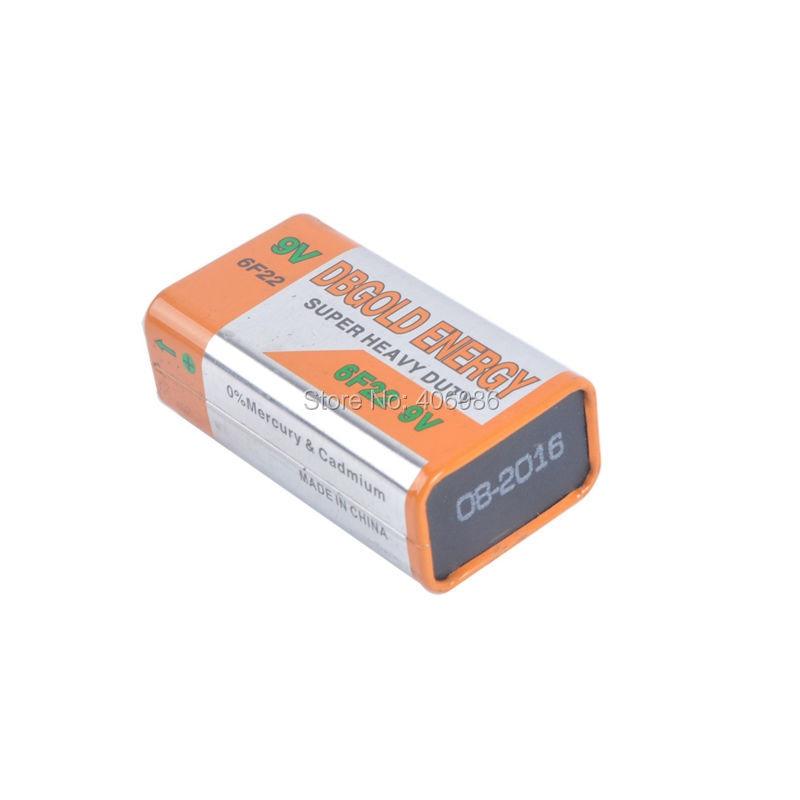 6F22 9V Battery for Arduino Multimeter Radio,Camera,Toys etc