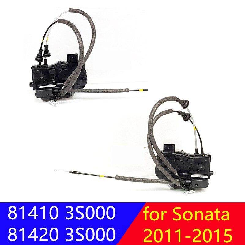 Actionneur de serrure de porte gauche droite gauche LH arrière pour Hyundai Sonata YF 2011-2014 814103S000 841203S000 81410 3S000 81420 3S000