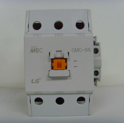 Korea LS power (.) three pole AC DC contactor GMC-85 original genuine Free shipping