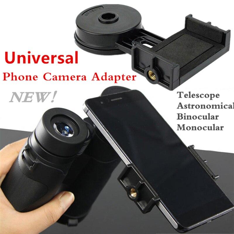 Universal Télescope Mobile Téléphone Lentille Clip Caméra Adaptateur De Raccordement Jumelles/Monoculaire/Astronomique Télescope/Spotting Scope