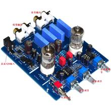 6J1 Tube Fever HIFI Bile Preamp with High and Low Sound Adjustment HIFI Audio Amplifier Preamplifier Biard YJ443
