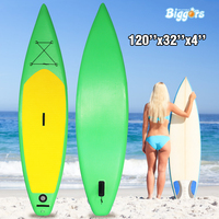 Stand up Paddle Inflatable surfboard Surfing board On Water Sup board Game