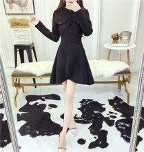 2018 Autumn/Winter Korea Fashion Dress
