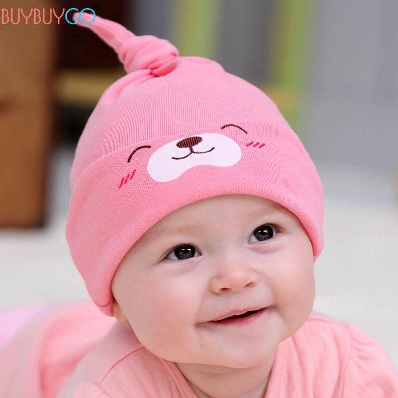 Best buy 3PCS Photography Bonnet Enfant Newborn Baby Hat Winter Caps  Colorful Cotton Beanie Hats For Boys Girls Kids Toddler Infant Cap online  cheap e2c16ace6dad