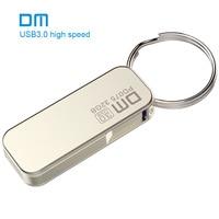 DM PD075 NEW 16GB 32GB 64GB USB Flash Drives Metal USB 3 0 High Speed Pen