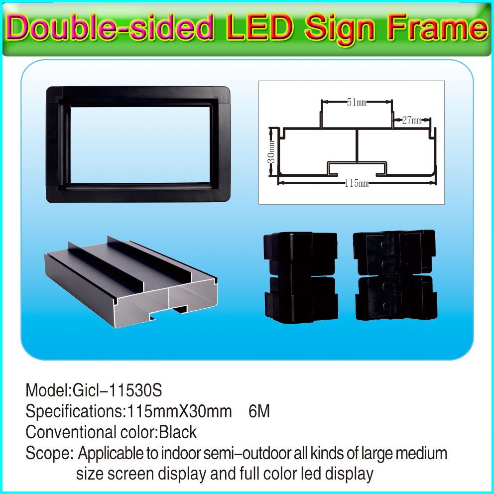 Programmable LED Digital Scrolling Message Name Tag Id Badge 12x48 Pixels CL