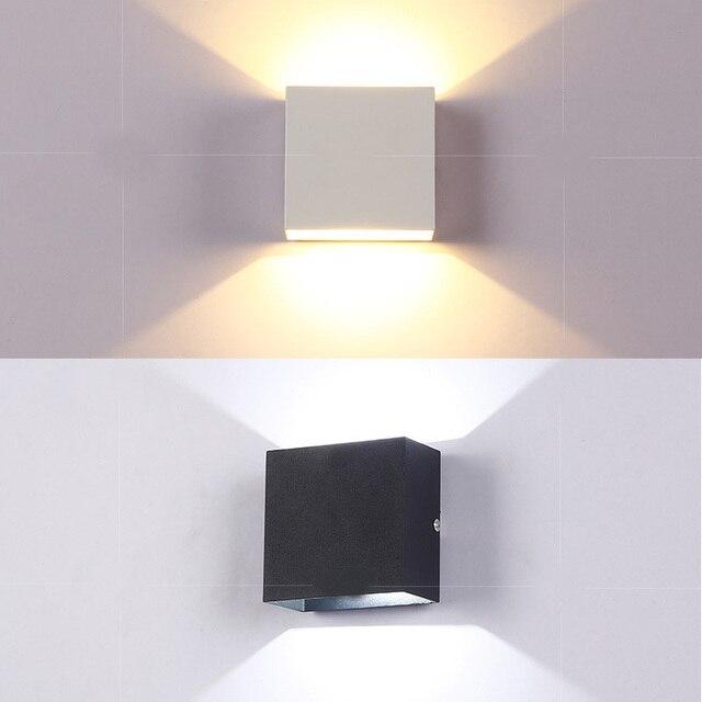 LED craft kleine wandlamp nachtkastje slaapkamer wandlamp moderne ...