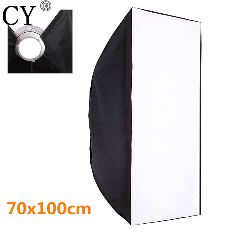 High Quality 70x100cm Studio Softbox With Bowens Mount Soft Box For Flash Light