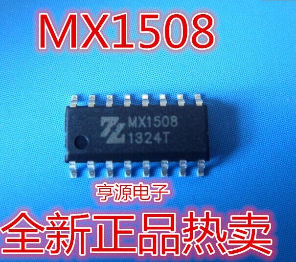Mx1508 Mx1508rx Dual Brush Dc Motor Driver Ic New Original