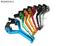 8Colors Motorcycle Short Brake Clutch Levers For 2007 2013 Honda CB600F Hornet CBR600F CBF600 SA CBR