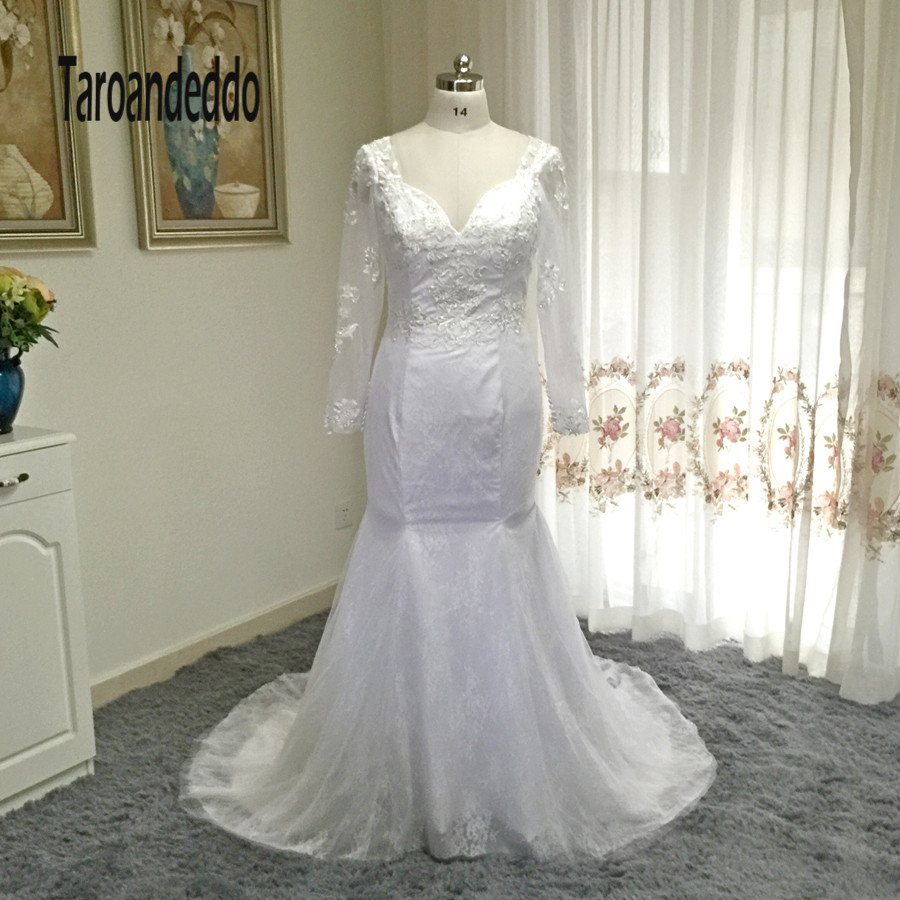 Wedding Dresses With Sweetheart Neckline And Sleeves: Aliexpress.com : Buy Sweetheart Neckline Long Sleeves