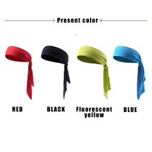 Men /Women  Milk Fiber Sports Sweat Headband Run Tennis Fitness Pirate Yoga Hair Ribbon Jogging Accessori