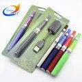 Kits de iniciación eGO CE5 cigarrillo electrónico eGO CE5 atomizador clearomizer eGO t batería 650 - 1100 mah cigarrillo blister kit eGO ce4